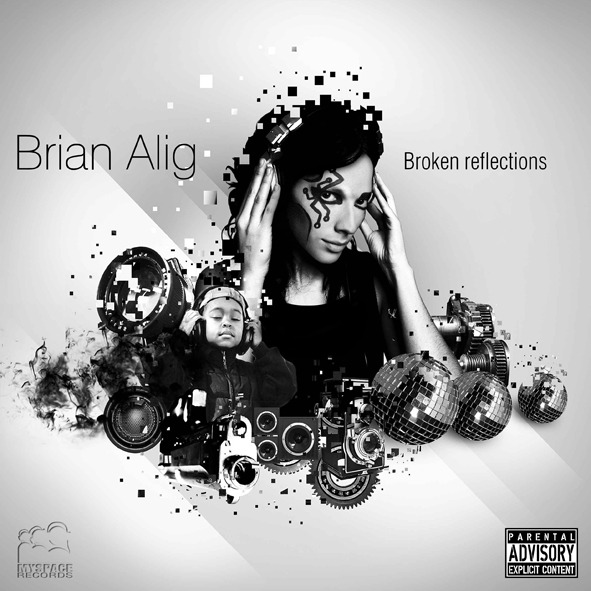 Brian Alig — Broken Reflections