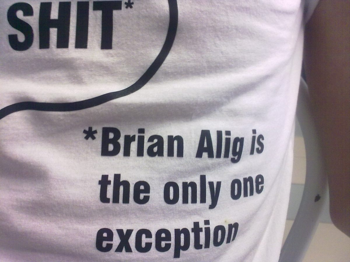 1985 was shit. Brian Alig is the only one exception