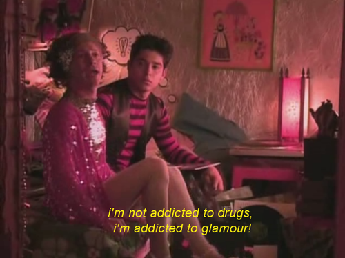 I'm addicted to glamour