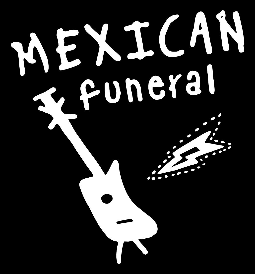 Mexican Funeral — Vector logo