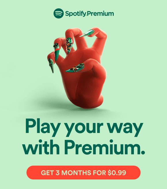 Spotify premium advertising 4