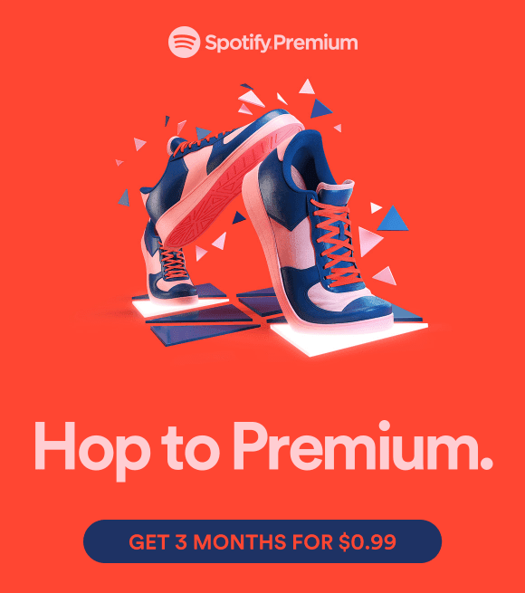 Spotify premium advertising 5