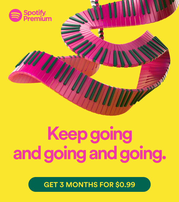 Spotify premium advertising 7