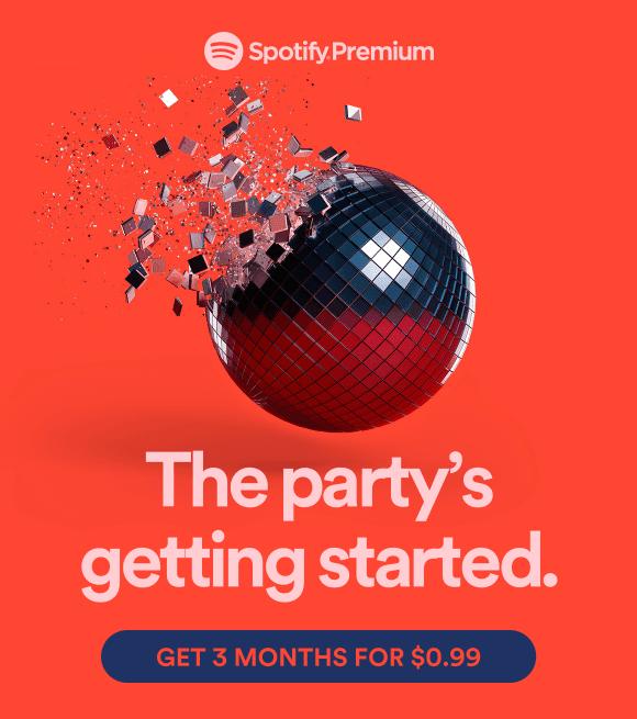 Spotify premium advertising 8