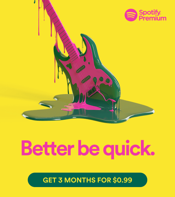 Spotify premium advertising 9