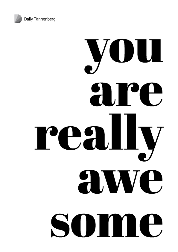 you-are-really-awesome