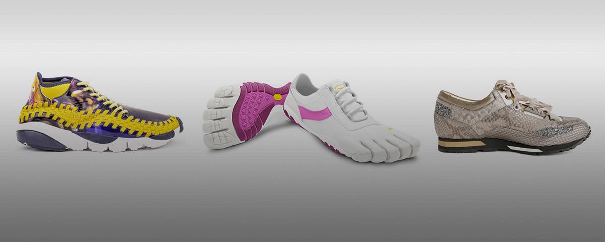 10 пар уродливых кроссовок